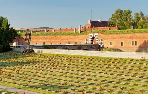Visite du  Mémorial de Terezin