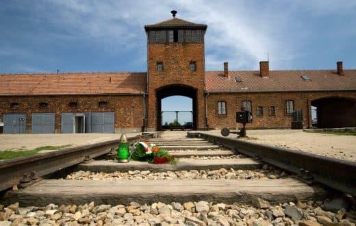 Le Mémorial d'Auschwitz Birkenau