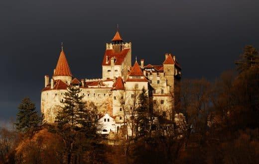 Le château de Dracula à Bran