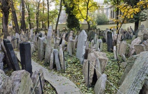 Visite du quartier juif de Prague
