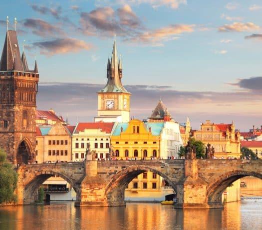 Ponte Charles Prague