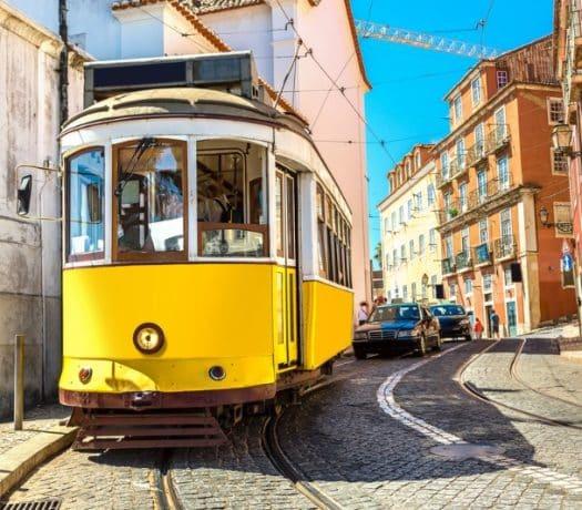 Rue de Lisbonne - Portugal