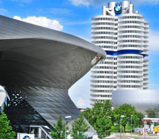 Le monde BMW à Munich