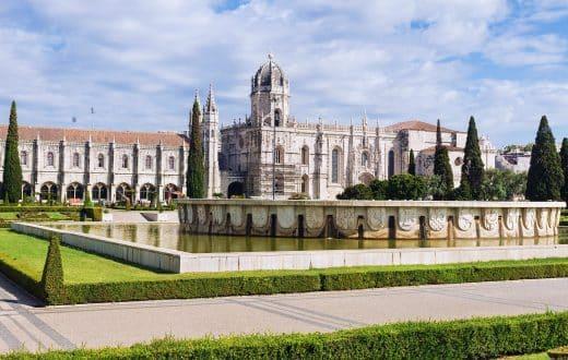 Le Monastère des Hiéronymites à Bélem