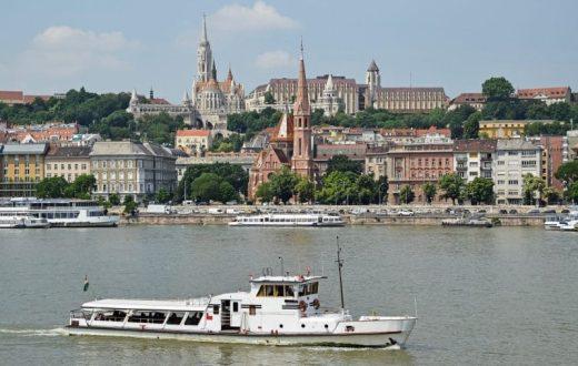 Le quartier du Château de Buda