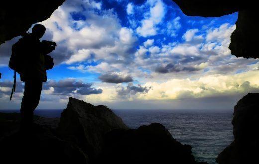 La Falaise de Dwejra et la Grotte de Calypso