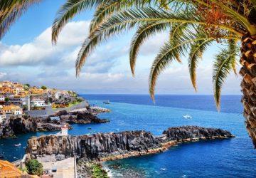 Aménagement paysager sur l'île de Madère