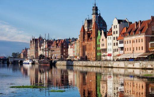 Centre historique de Gdansk