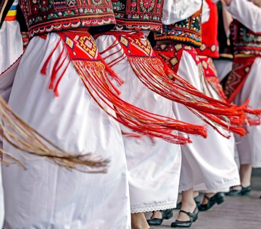 Danse traditionnelle Roumanie