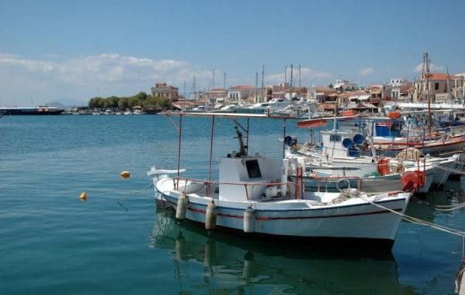 L'île d'Egine