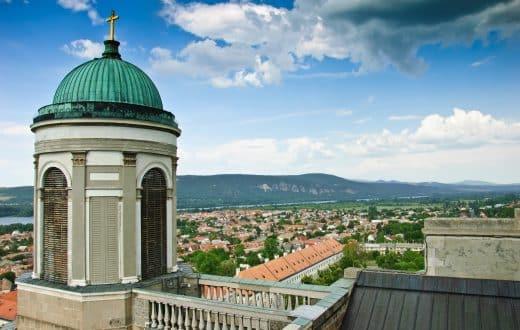 Esztergom, Visegrád et Szentendre