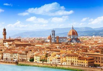 Rome et la Toscane