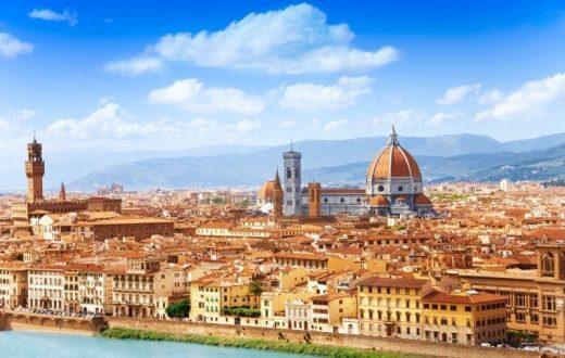 Le centre historique de Florence