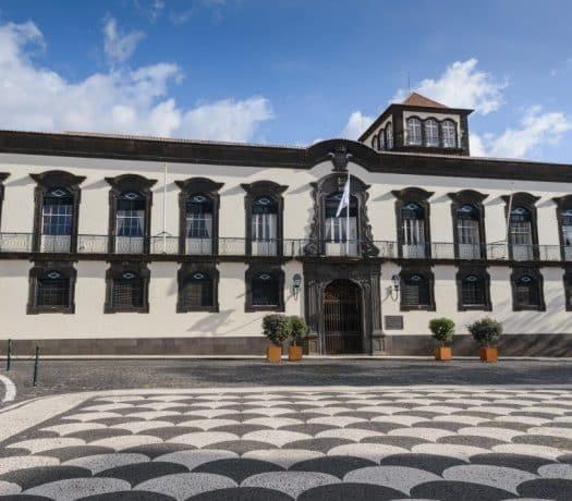 La mairie de Funchal