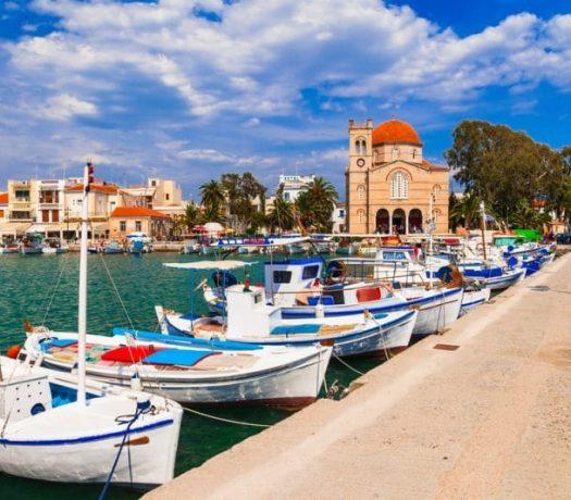 Egine, Grèce