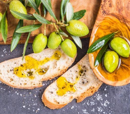 Dégustation d'huile d'olives en Grèce