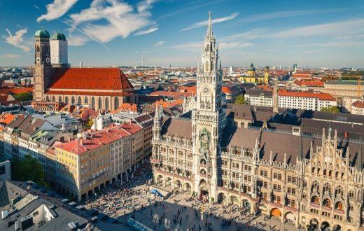 La ville de Munich