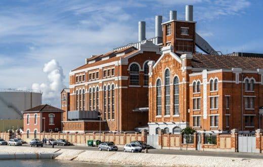 Le Musée de l'électricité de Belém