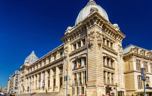 Le Musée d'Histoire Nationale de Bucarest