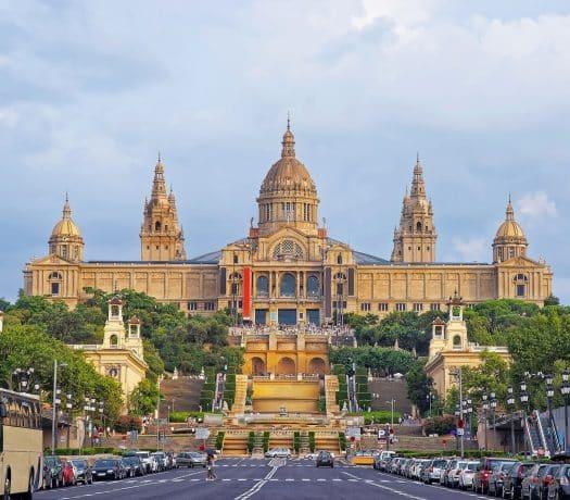 Palais National Montjuic Barcelone