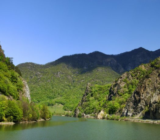 Vallée de l'Olt Roumanie