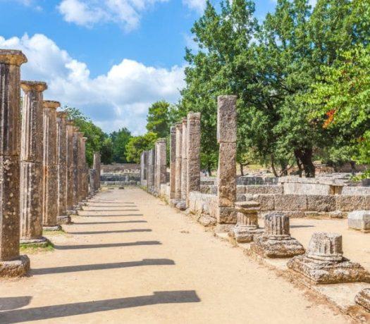 Olympia Elis Grèce