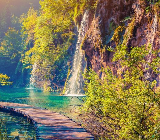 Les lacs du parc Plitvice