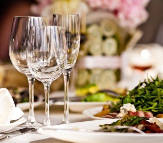 Soirée festive restaurant traditionnel