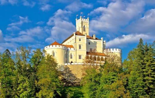 Le Château de Trakošćan
