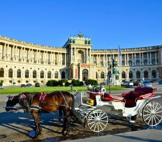 Palais Hofburg Vienne Autriche