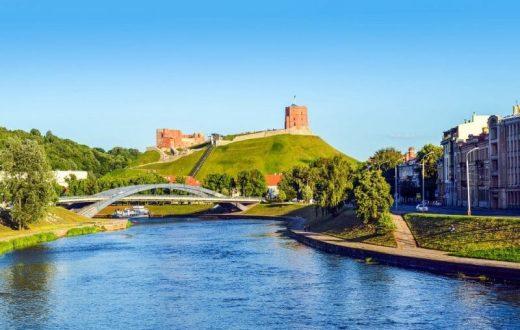 Aventure en kayak à travers Vilnius