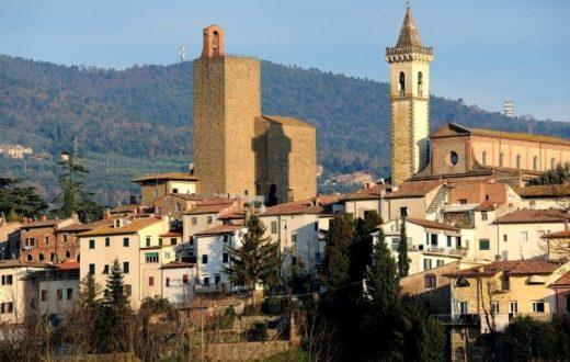 Le village de Vinci