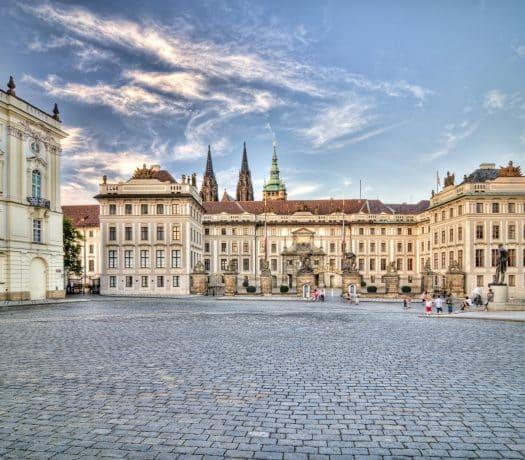 La Château de Prague