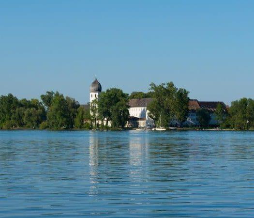 L'île de Herrenchiemsee - Bavière
