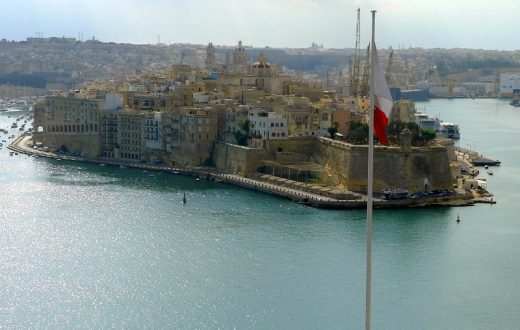 Les 3 anciennes Cités – Vittoriosa, Senglea et Cospicua