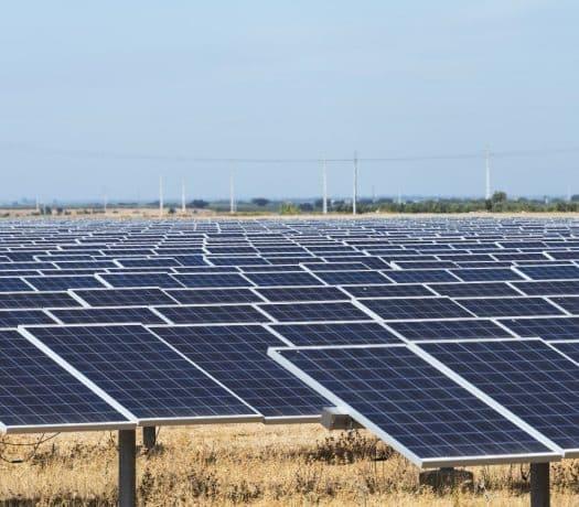 Panneaux solaires au Prtugal