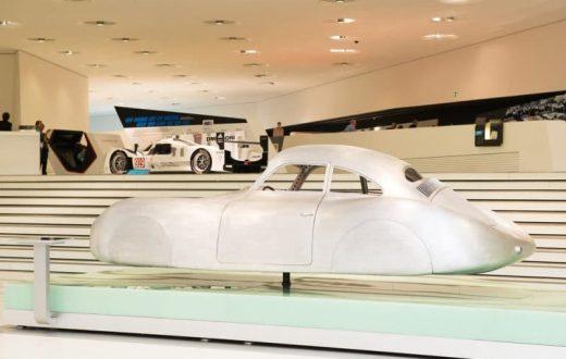 Le musée de Porsche