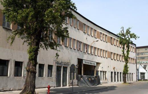 Le musée de l'ancienne usine de Schindler