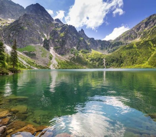 Excursion Tatras Pologne