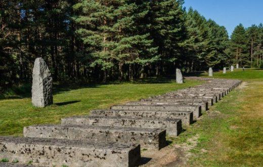 Le camp d'extermination de Treblinka