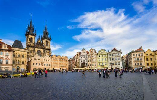 Visite de la Vieille Ville de Prague