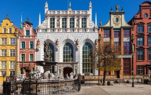 La Cour d'Artus (Gdańsk)