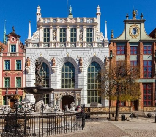 Cour Artus Gdansk