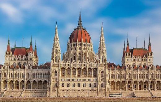 Tour panoramique de Budapest