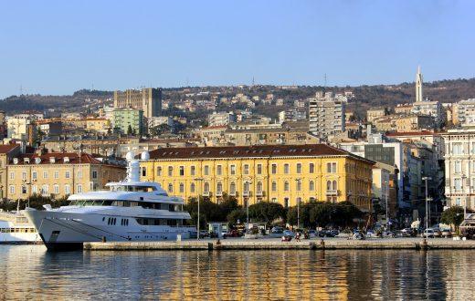 La ville de Rijeka
