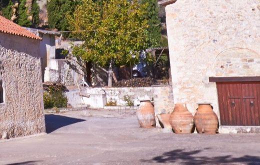 Le village de Vori en Crète