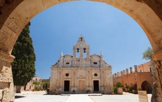 Le Monastère d'Arkadi