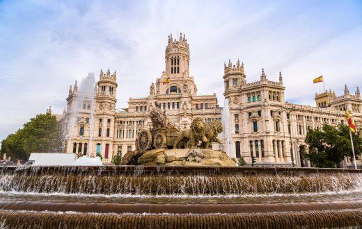 Madrid – visite guidée à pied