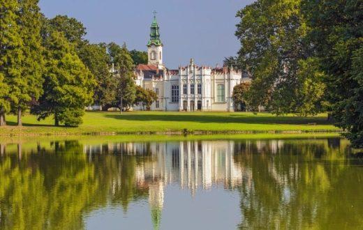 Le château de Brunszvik en Hongrie