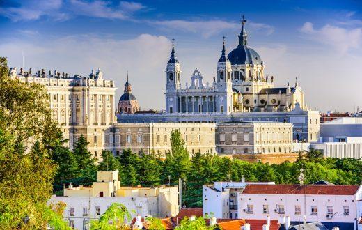 Le Palais Royal de Madrid